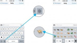 How to enable emoji in iPhone – iOS 7/8 and how use it