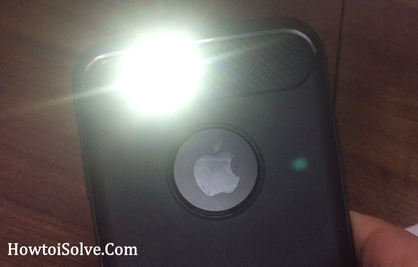 LED Flash for Alerts Flash iPhone