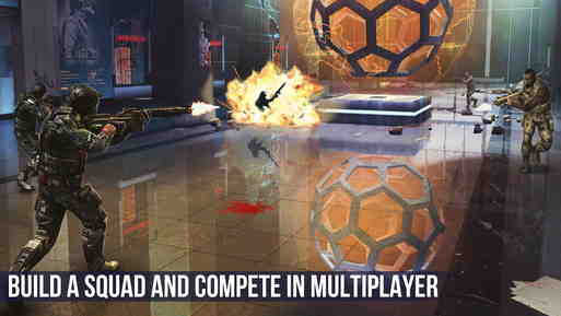 Modern Combat 5 Best Game for iPhone 6 and iPhone 6 plus