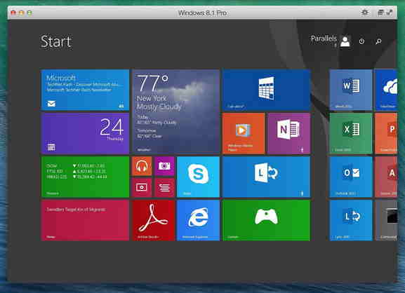 Parallels Desktop 10 for how to run Window apps on Mac without Reboot