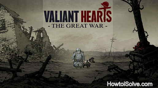Valiant Hearts  Best Game for iPhone 6 and iPhone 6 plus