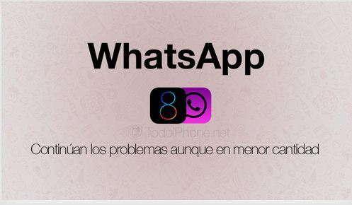 WhatsApp error solved