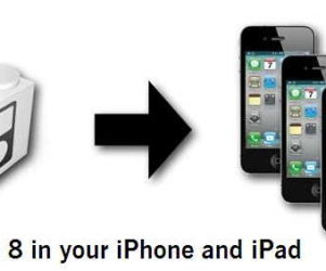 iOS 8 firmware Install iOS 8 in iPhone 5-5S-5C, iPhone 4-4S