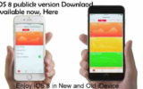 iOS 8 firmware downlaod for iPhone, iPad and iPod touch