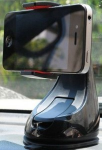 iPhone 6 and iPhone 6 plus car mount station