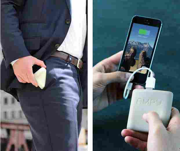 Charger for iOS device.