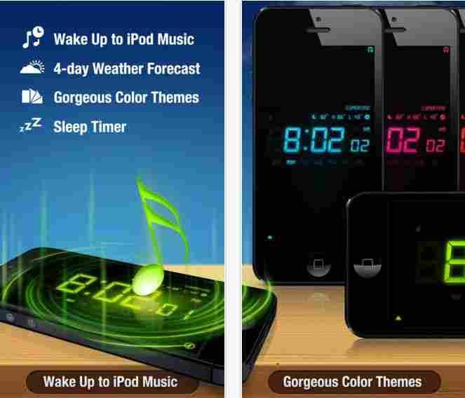 Alarm Clock Pro - Best Alarm clock for iPhone and iPad