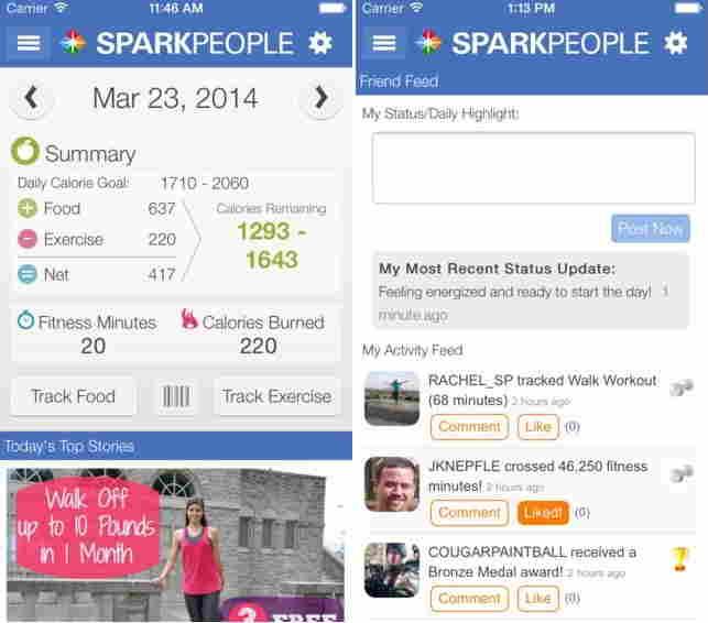 Best calorie burn app for iPhone