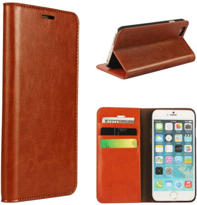 Cavor Beautiful designed iPhone 6 Plus Wallet Case