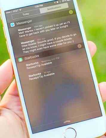 For security reson Disable notification and Siri icon on lock screen iOS 8 iPhone and iPad