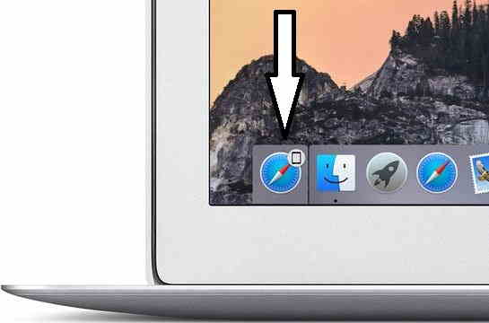 handoff Notification - setup and use Handoff on Mac Yosemite and iOS 8