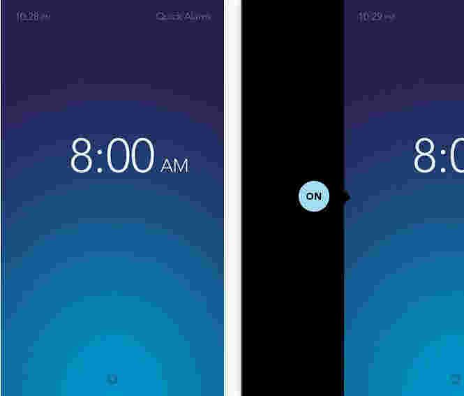 Rise Alarm Clock- Best alarm clock for iPhone