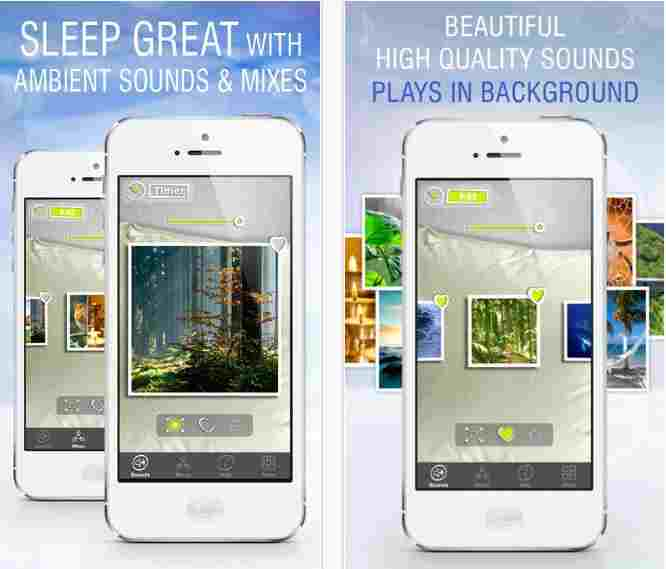 For Best Meditation app Sleep pillow sounds - Meditation Timer apps for iPhone
