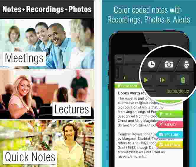 Super Notes best iOS app for iPhone and iPad
