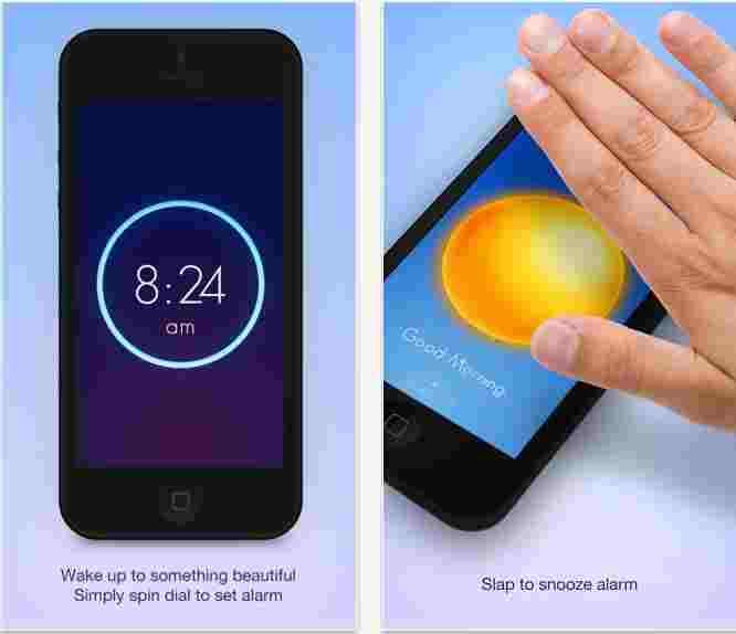 Wake Alarm Clock: Best app Alarm Clock apps for iPhone