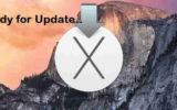 Download, install or update Yosemite