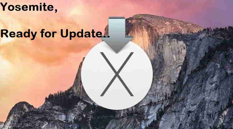 Download, install or update Yosemite