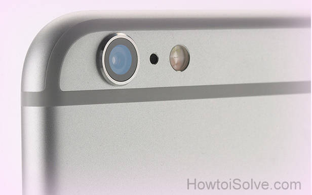 burst mode on iPhone 6 and iPhone 6 plus - iOS 8, iOS 7