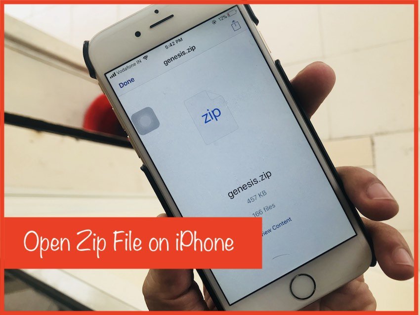 open zip files on iphone extract archive unzip or open zip file on iphone and 17877