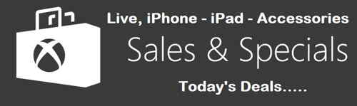 Today's best live deals on iPhone, iPad
