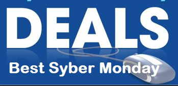 All time Best deal on Cyber monday