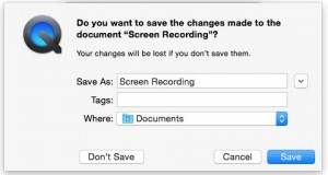 Record iPhone and iPad screen in your Mac: Without app