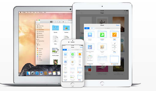 enable iCloud drive in iPhone and iPad