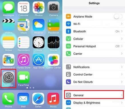 screen for go to turn on Speak Screen in iPhone, iPad