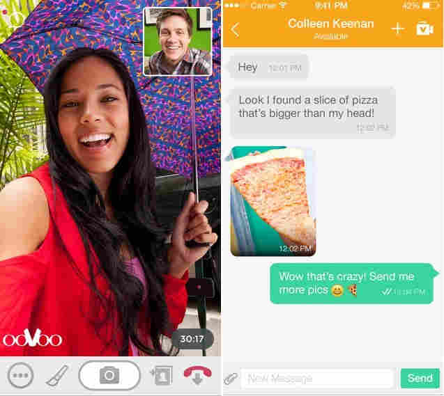 ooVoo Video call and text messaging