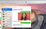user can get and receive sms iPhone to Mac easily