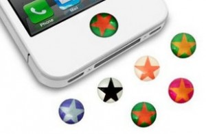 jelly Home button Stickers for iPhone and iPod touch