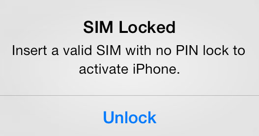 how to Set up SIM PIN on iOS 8, iOS 7 and iPhone, iPad