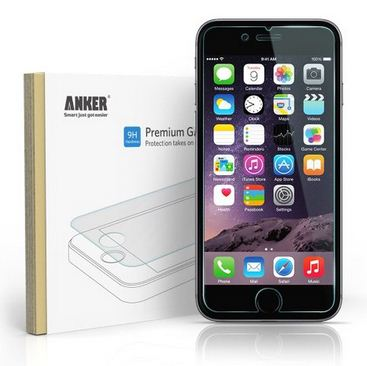 Anker's large discount screen protector for iPhone 6 and 6 plus