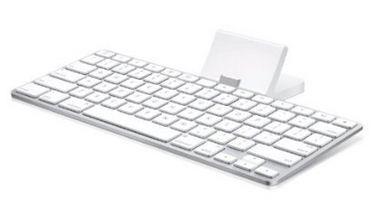 Simple Keyboard dock for iPad Apple in deals