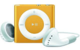 Apple iPod shuffle and its case on deals