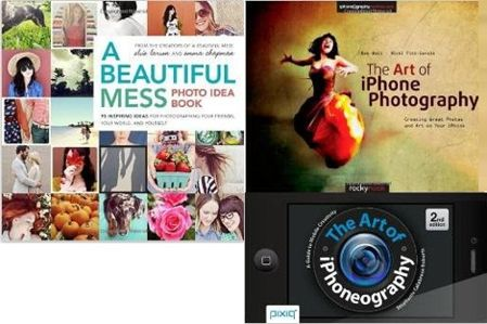 Best iPhone photography kits books by top author