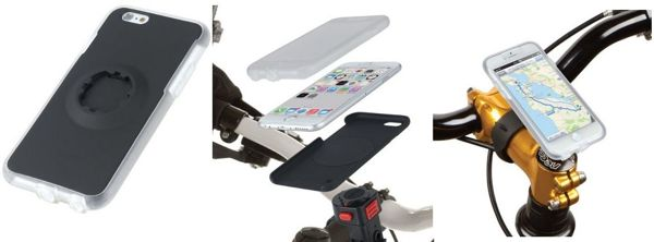 Best iPhone 6 Bicycle holder for longer life use