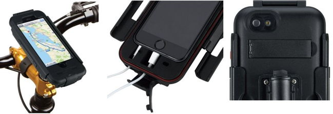 Best Bike mount holder for iPhone 6: Bicycle and Scooter mount