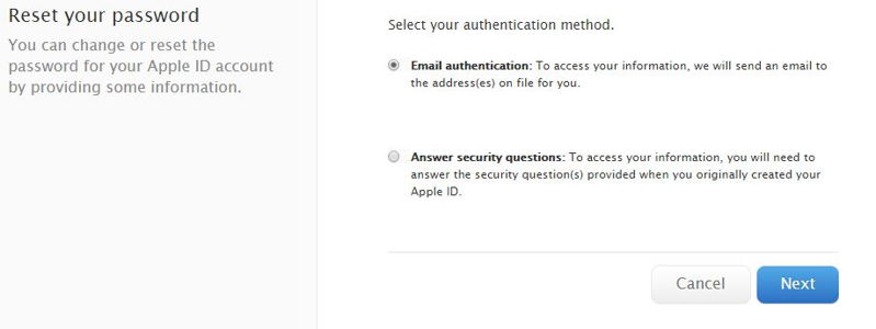Find forgotten Apple ID Use any one prefer way to recover Apple ID