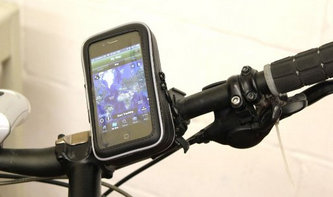 Water Resistant Cycle Bike mount for iPod Touch