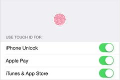 Remove or Delete touch ID from iPhone and iPad
