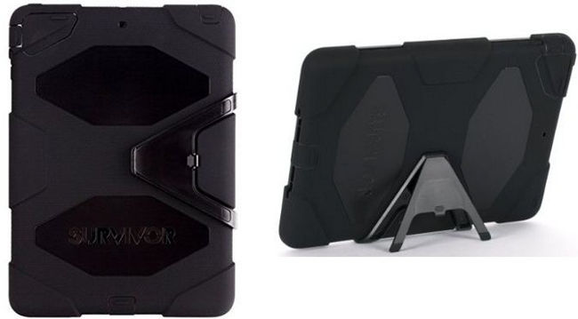 Griffin iPad cases and Covers to protect for all iPad