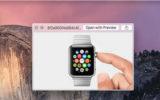 easy Way to Make or Create Web Clip widget on Mac