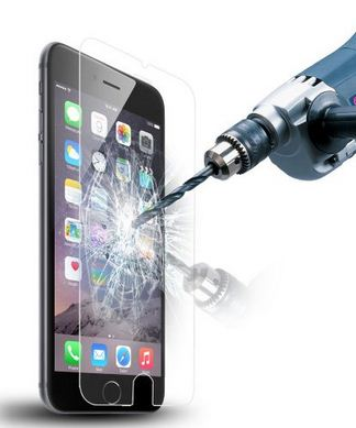iPhone 6 and iPhone 6 plus Glass screen protector by PowerAdd