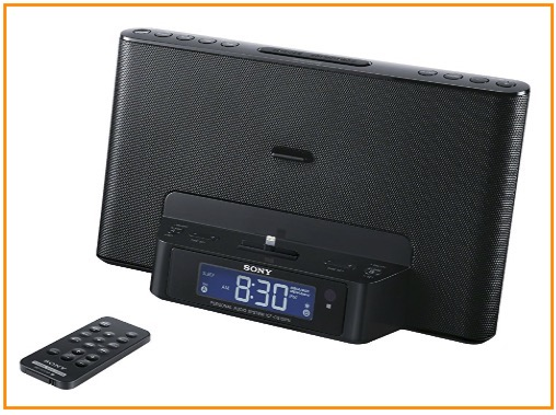 Sony iPhone 6 and 6 Plus speaker dock