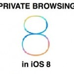 Turn On/Off Private Browsing On iPhone and iPad- iOS 8