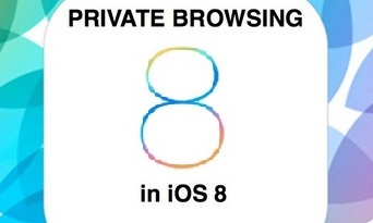 tip for Turn private browser on iPhone, iPad
