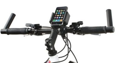 Universal Bike Bicycle Mount Black color
