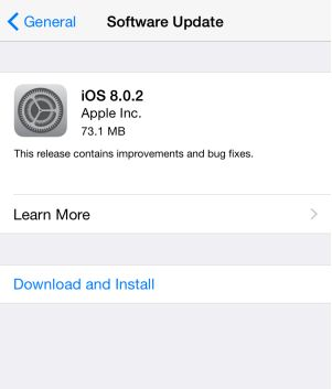 Using this way you can upgrade iOS without iTunes and Mac over WiFi