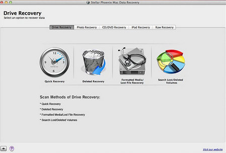 Best Mac data recovery software for Mac OS X Yosemite